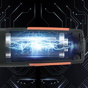 Vastar 3.7 V Outil Rotatif Multifonction
