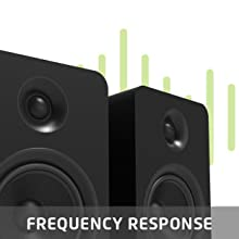 """YU Passive 5.25""""; handles frequencies from 50 Hz - 20 kHz to produce a neutral and balanced tone"""