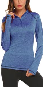 Long Sleeve Workout Shirts