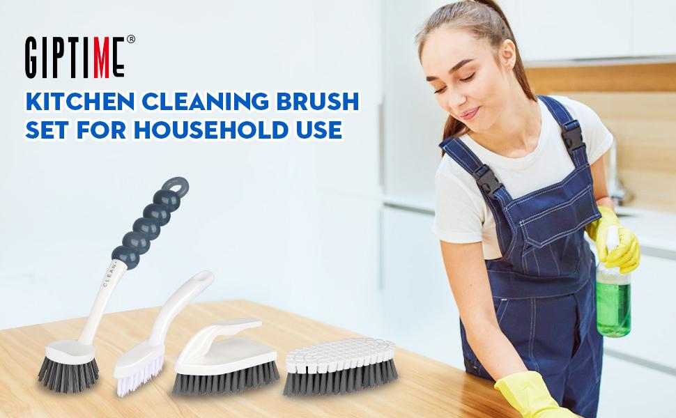 kitchen brushes
