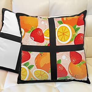 sublimation blank pillow case