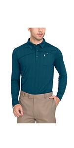 golf shirts long sleeve