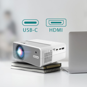 Supports USB-C and HDMI
