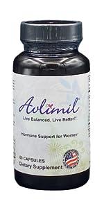 Avlimil Menopause light purple lable with purple logo single