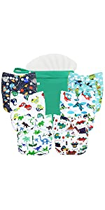 cloth diapers boys