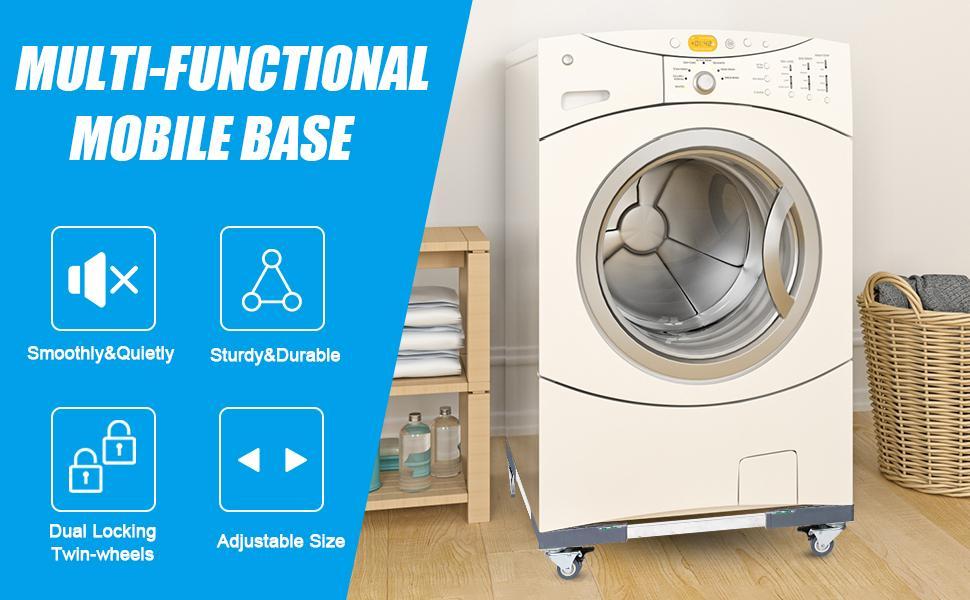 Multi-function mobile base