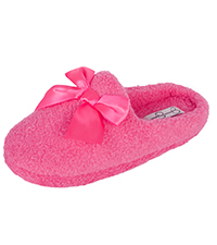 jessica simpson girls bow moccasin