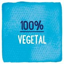 100% vegetal