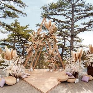 BQS Premium Pampas for Weddings