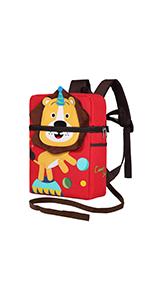 Lion Toddler Backpack