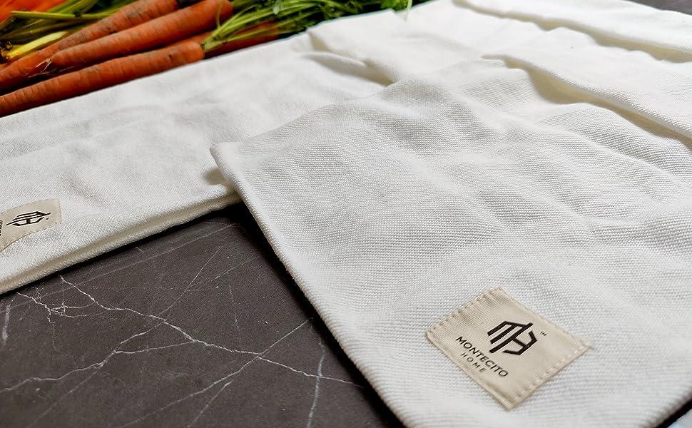 Produce Crisper Bag Close Up
