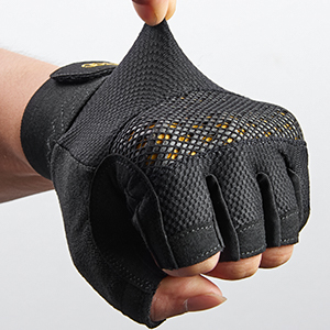 elastic and soft material for better ventilate and comfy fit