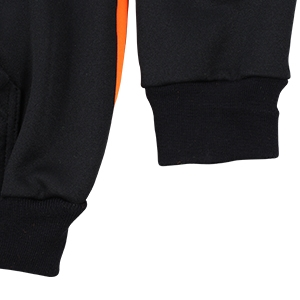 Comfortable Threaded Cuffs and Hem