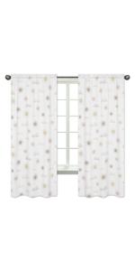 Window Panels - Set of 2