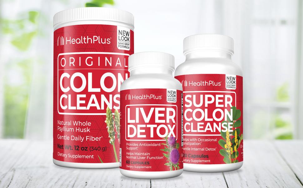 Liver Detox Products