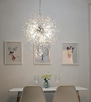 chandelier firework