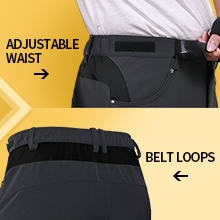 quick dry hiking shorts for men