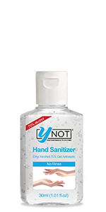 YNOT Alcohol Based Mini Hand Sanitizer Gel 30ML