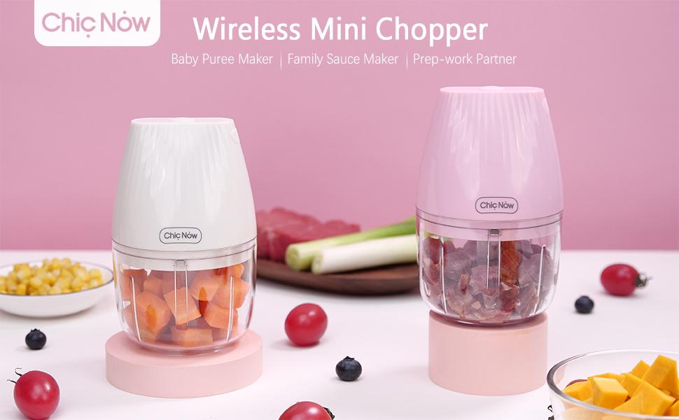 chic now food chopper