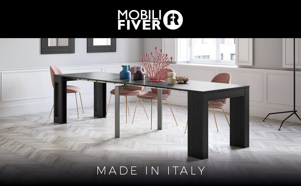 Mobili Fiver - Console extensible Easy