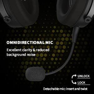 omnidirectional mic