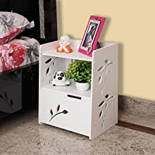 SS Arts Bedside tables