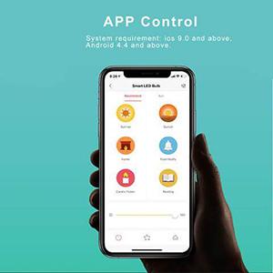 Works with Google Assistant, Apple Homekit, Alexa
