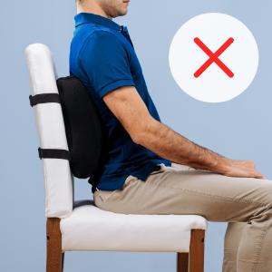 Overarched posture