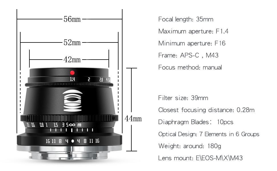 TTArtisan 35mm F1.4-4