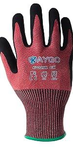 cut resistant work gloves