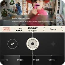 Homam Baby Monitor