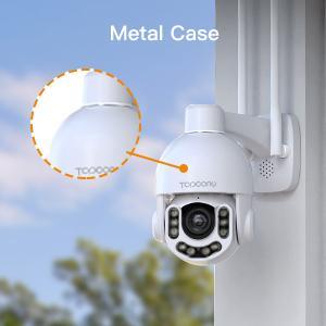 Metal Case-Topcony CCTV Camera Systems