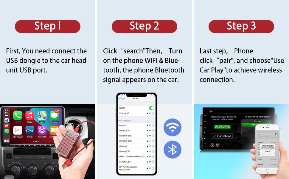 How to use Wireless CarPlay