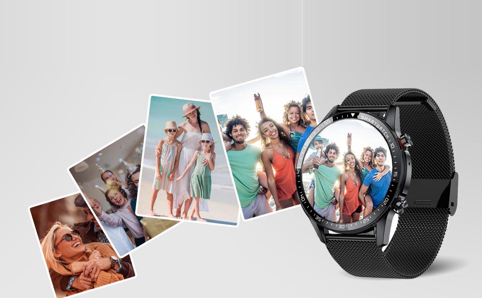 smartwatch damen