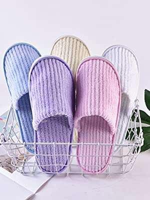 Eucoz Spa Slippers Guest Slippers Hotel Slippers Dispossible Slippers