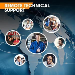 REMOTE TECHNICAL SUPPORT