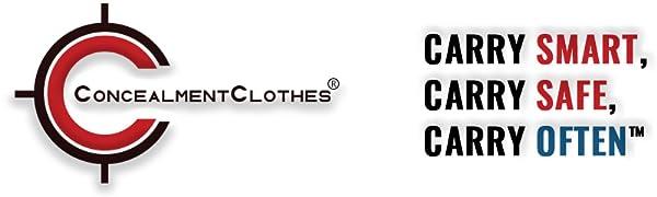 ConcealmentClothes Logo