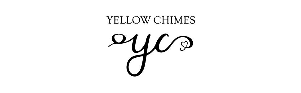 yellow chimes jewelry