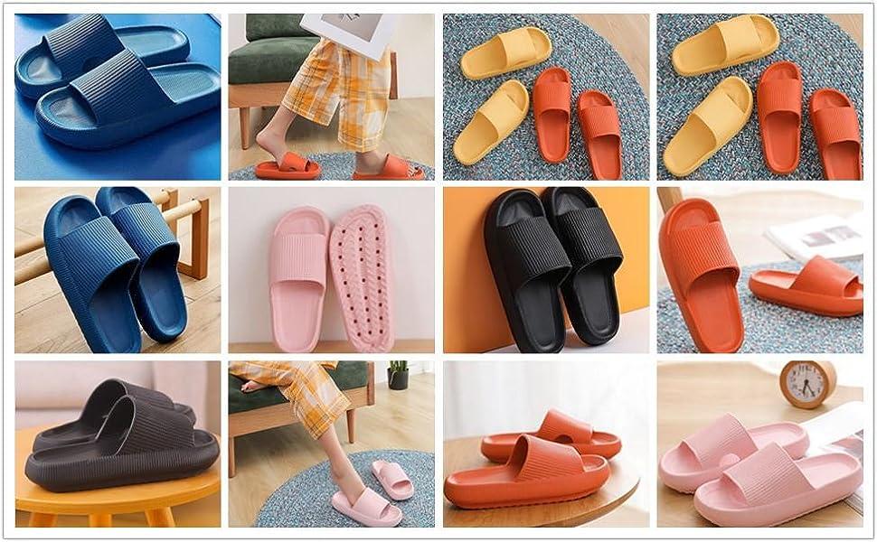 Outdoor Slippers for Women Men