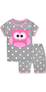 Pijamas de búho