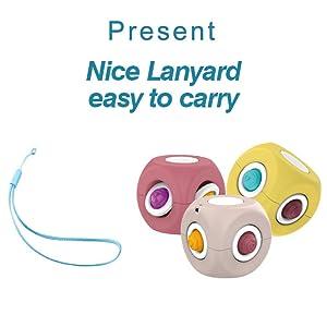 Present lanyard