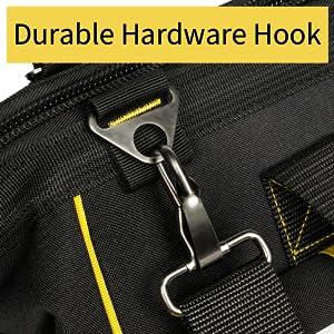 Durable Hardware Hook