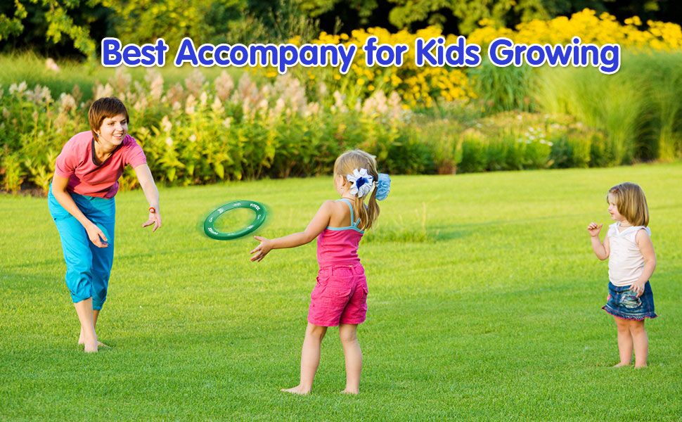 Best accompany for kids growing