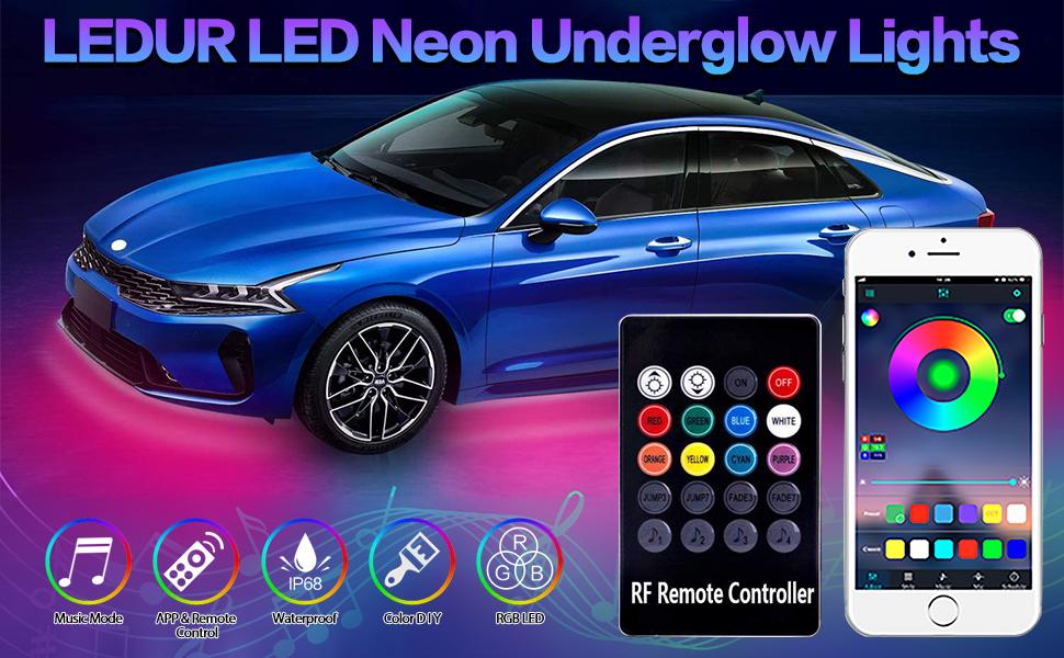 led underglow car
