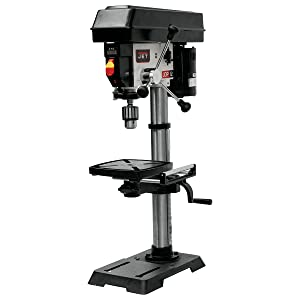 JET 12-INCH VARIABLE-SPEED DRILL PRESS WITH DRO