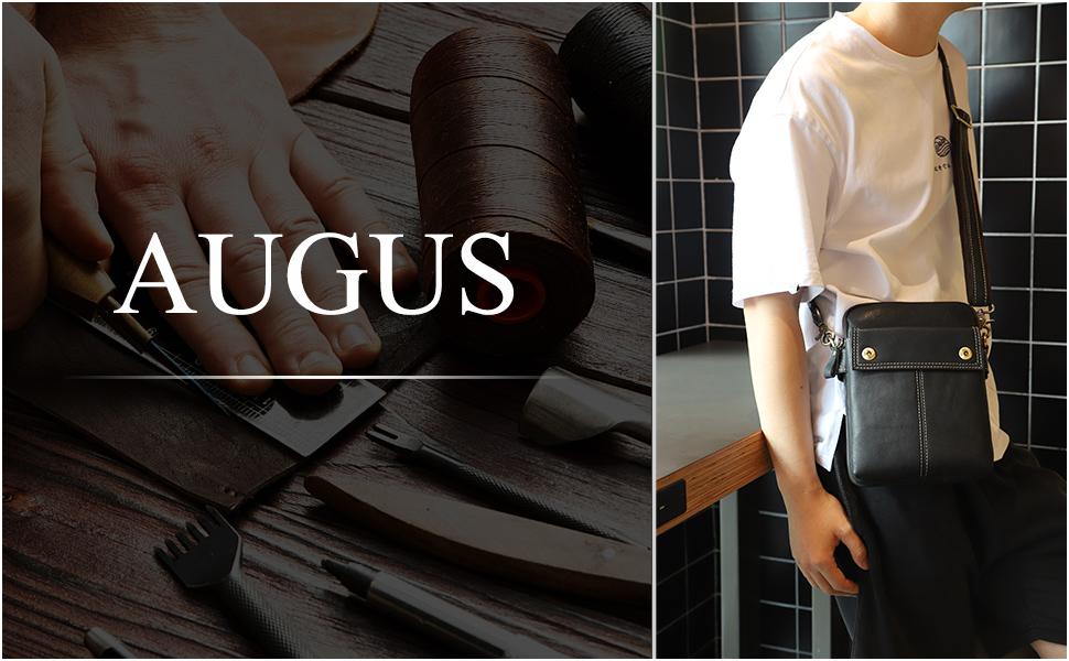 Augus shoulder bag