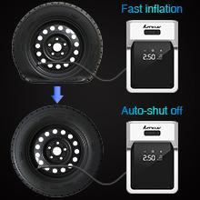 Air Compressor Tire Inflator-XN-P002