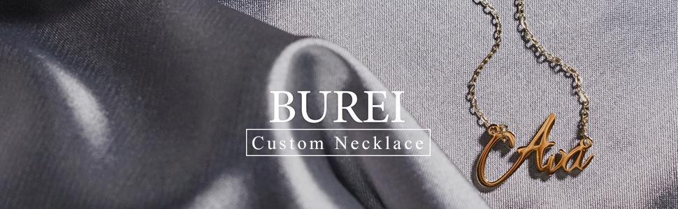 Customized Nameplate Pendant