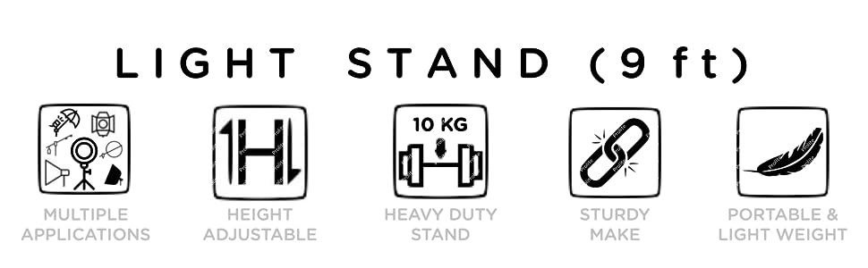 Light Stand - Single - Icon