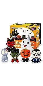 Halloween Squishies Toys